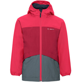 VAUDE Escape 3in1 Jacket Kids crocus